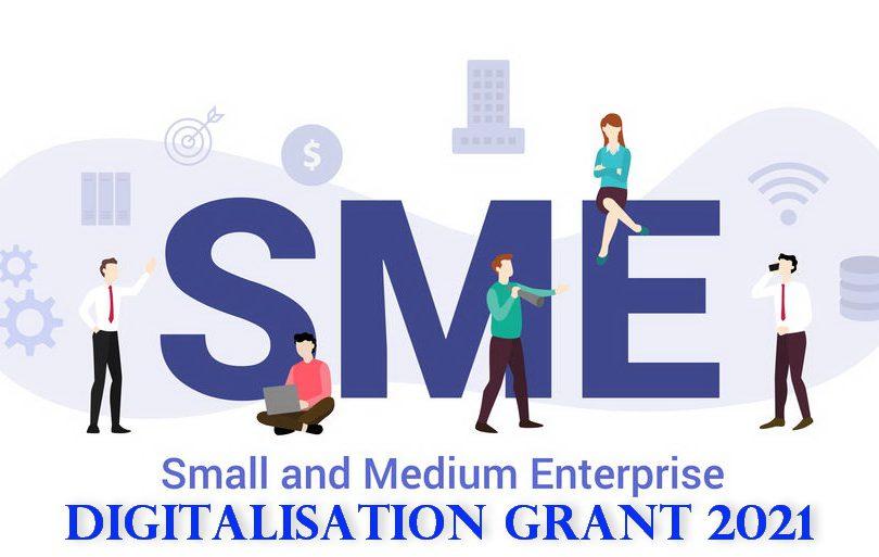 SME Digitalisation Grant 2021